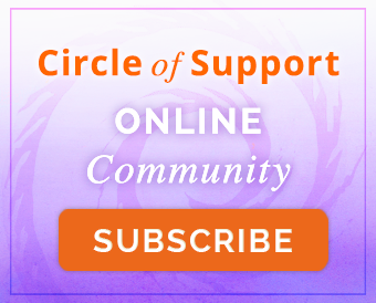 Circle of Support Button